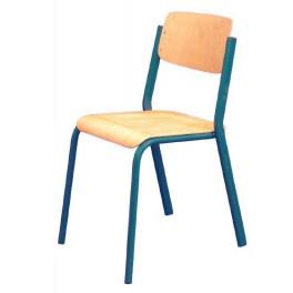 Židle žákovská, pevná - NEJPRODÁVANĚJŠÍ