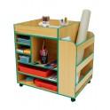 stolek pro výtvarnou výchovu