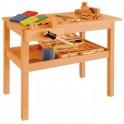 truhlářský stůl